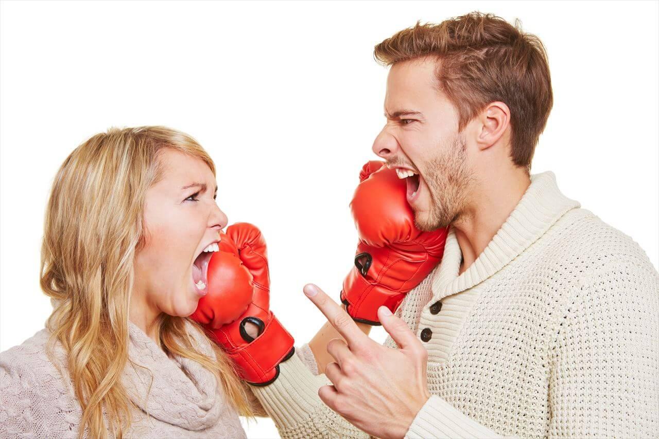 プンプン!!喧嘩で無視する彼氏の心理と解決法